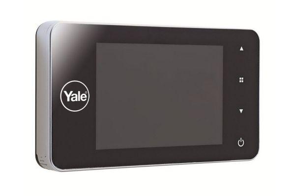 Yale DDV 4500 Digitale Deurspion (met foto-opname functie)