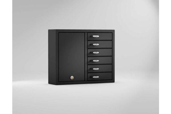 Creone Keybox 9006E RVS uitbreidingskast