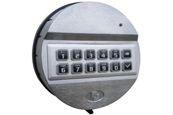 Elektronisch codeslot Pulse 10 (in plaats van standaard)