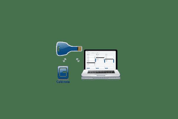 Creone Keywin light PC software