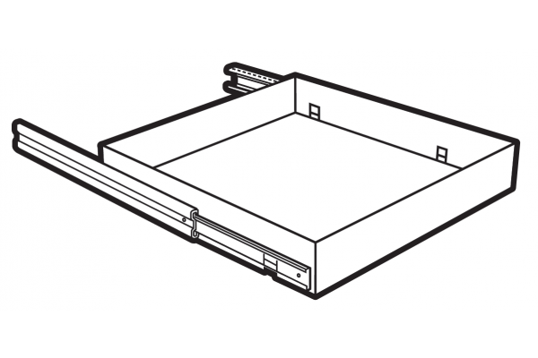 Chubbsafes extendable shelf size 110-300 - Free Delivery | SafesStore.co.uk