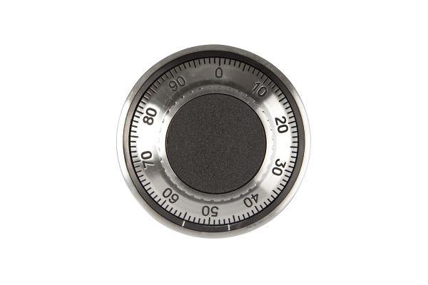 Mechanisch cijfercombinatieslot (in plaats van 1 sleutelslot)