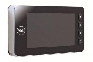 Yale DDV 5800 Digitale Deurspion (met foto- 'n video-opname functie)
