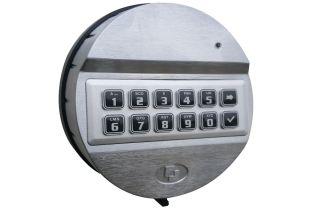 Elektronisch elektronisch codeslot (ombouw op locatie conform afspraak)