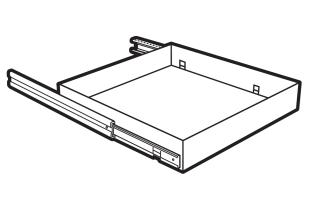 Lips Brandkasten uittrekbaar legbord DataPlus 110-315