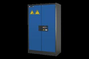 Asecos ION90, veiligheidsklasse 1 voor lithium-ion accu's