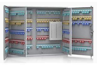 DRS SLP 600E sleutelkast voor 600 sleutels | KluisStore.nl