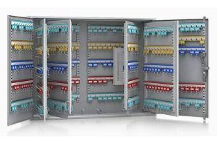 DRS SLP 860 sleutelkast voor 860 sleutels | KluisStore.nl