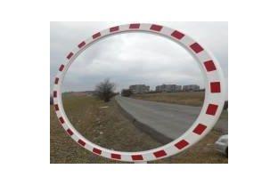 Verkeersspiegel Polycarbonaat rond 900 mm