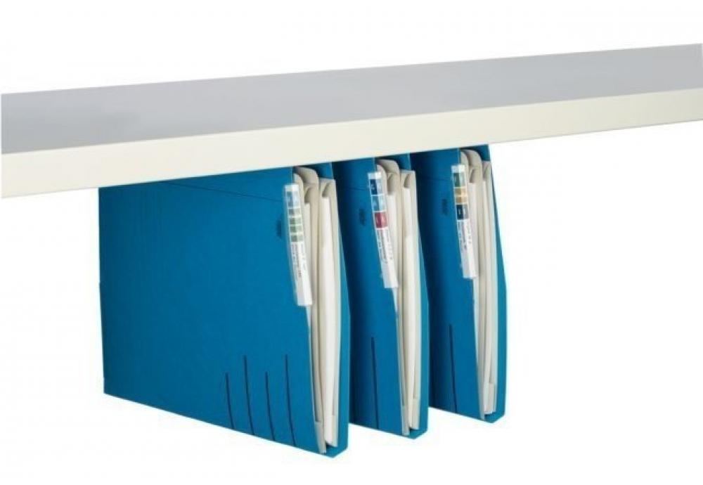 Sistec extra systeemlegbord TS 1 voor hangmappen, spoorbreedte 330 mm (A4)   KluisShop.be