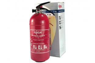 Ajax KP2 ABC poederblusser, 2 kg