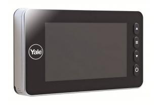 Yale DDV 5800 Digitale Deurspion (met foto- én video-opname functie)