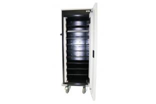Orgami Laptoptrolley 10-vaks met stroomvoorziening • SecrutiyWebshop.com