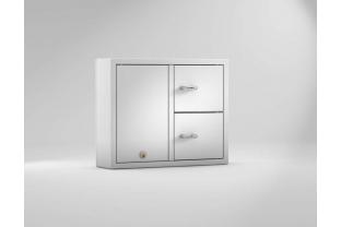 Creone Keybox 9002E uitbreidingskast sleutelbeheer | KluisStore.nl