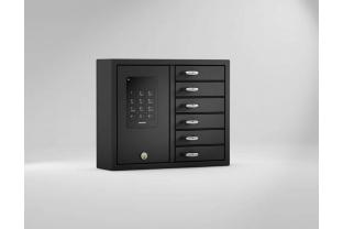 Creone Keybox 9006B RVS sleutelbeheer | KluisStore.nl