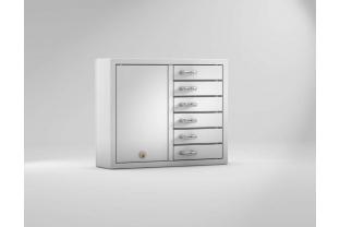 Creone Keybox 9006E uitbreidingskast sleutelbeheer | KluisStore.nl