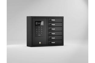 Creone Keybox 9006S RVS sleutelbeheer | KluisStore.nl