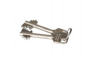 Juwel dubbelbaard sleutel