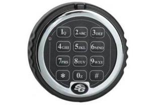Elektronisch codeslot S&G Z03 Titan op kluisdeur