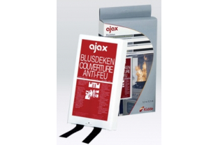 Ajax blusdeken 120 x 120 cm