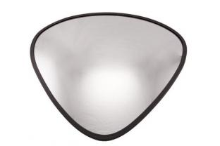 Convex binnenspiegel driehoek 330x330x380 mm kopen? | SecurityWebshop.com