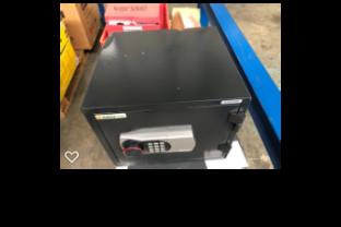 SafetyFirst FireDoc 1E documentenkluis - schade