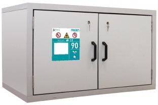 SafetyFirst brandwerende veiligheidskast voor lithium-ion accu's - M (onderbouw)