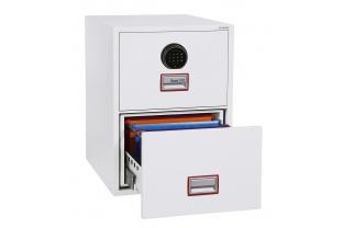 Phoenix Vertical Fire File FS2262F Filing cabinet