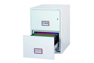 Phoenix Vertical Fire File FS2262K Filing cabinet