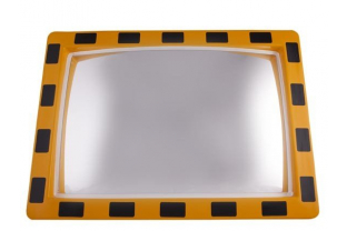 Industri�le spiegel rechthoekig 600 x 800 mm kopen? | SecurityWebshop.com