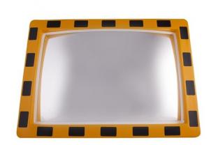 Industri�le spiegel rechthoekig 800 x 1000 mm kopen? | SecurityWebshop.com