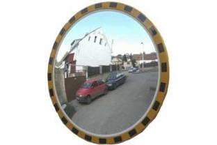 Industri�le spiegel rond 600 mm kopen? | SecurityWebshop.com