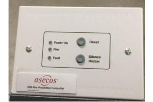 Veiligheidsklasse 3 - opslag lithium-ion accu's