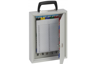 Phoenix KC0201K draagbare sleutelkast voor 20 sleutels | KluisStore.nl
