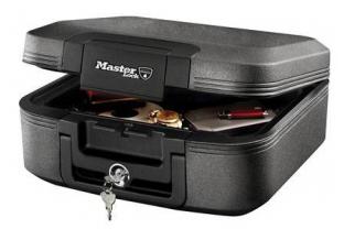 Masterlock LCHW20101 brandwerende box (30 minuten)