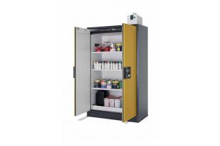 Asecos veiligheidskast voor gevaarlijke stoffen, type Q120
