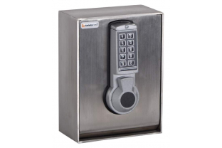 SafetyFirst RVS Sleutelkluis PLUS-EP8050