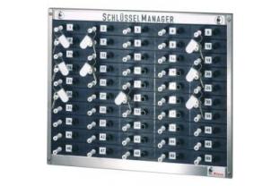 Slim sleutelbeheer met Kruse Sleutelmanager basic 50V (verzegeld) | KluisShop.be