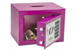 Phoenix Princes Roze spaarpot kluis