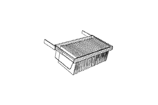 Pull-Out Suspended Filing Cradle for Phoenix FS1911 / FS1912