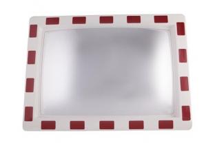 Verkeersspiegel Acryl rechthoekig 800 x 1000 mm kopen? | SecurityWebshop.com