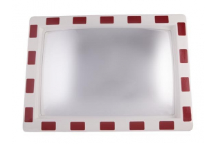 Verkeersspiegel Acryl rechthoekig 400 x 600 mm kopen? | SecurityWebshop.com