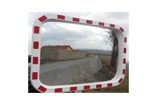 Verkeersspiegel Acryl rechthoekig 600 x 800 mm kopen? | SecurityWebshop.com
