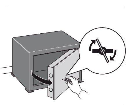 Open de kluis
