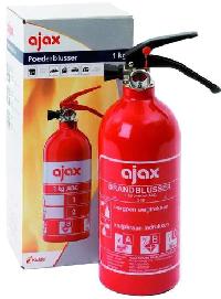 <b>AJAX Brandblussers</b></font>