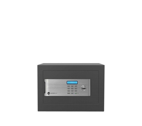 Yale Certified Home Safe - Yale privekluis