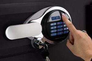 Biometrisch-Slot