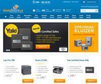 KluisStore.nl 2.0 nu nóg beter!