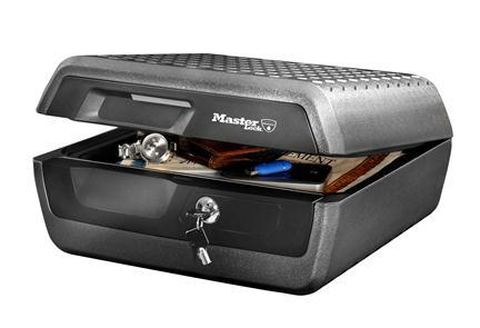 Product video: MasterLock LCFW30100 brandwerende box