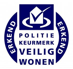 Politie Keurmerk Veilig Wonen (PKVW) - logo